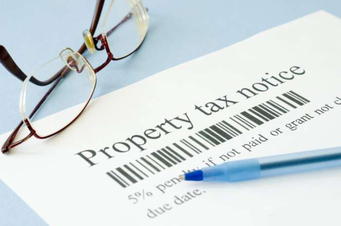 PSOJ Supportive of Property Tax Amnesty