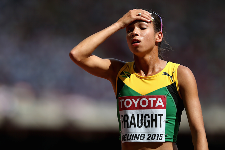 Jamaica Invitational Stepping Stone Towards World Champs Preparation – Prought