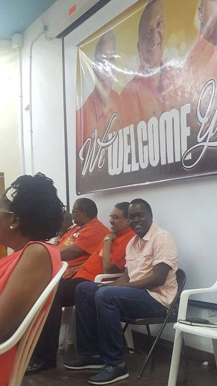 'Content to Waite' – New PNP DGS Not Interested in a Seat for Now