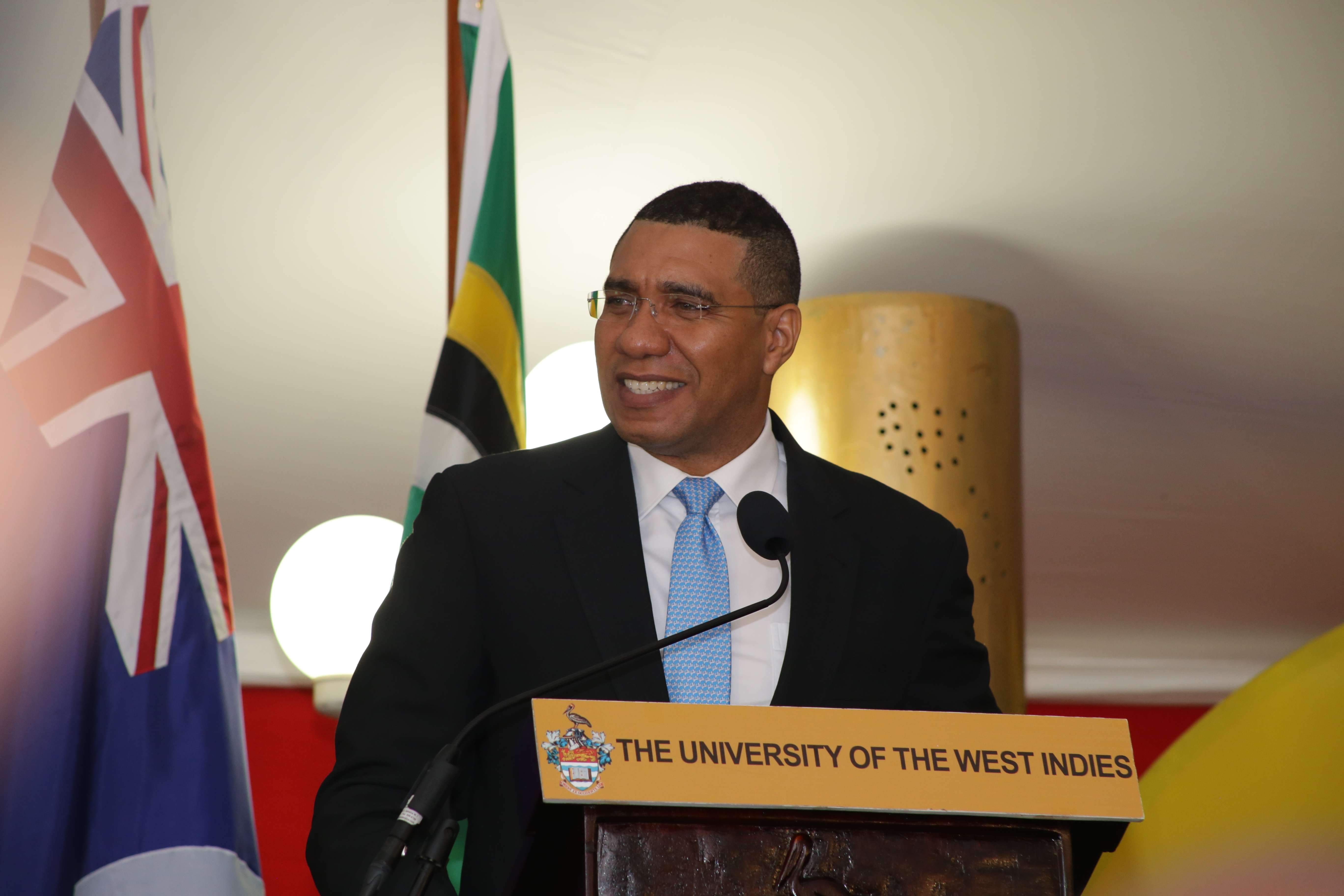 Holness wants National Conversation on Financing Tertiary Education