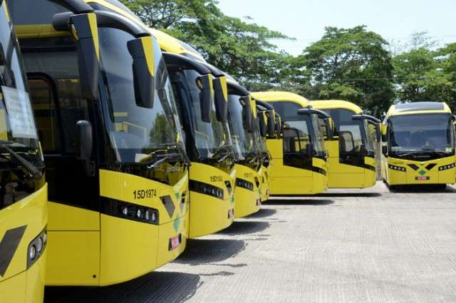 JUTC Rolls Out Over 400 Buses To Meet Back To School Demand