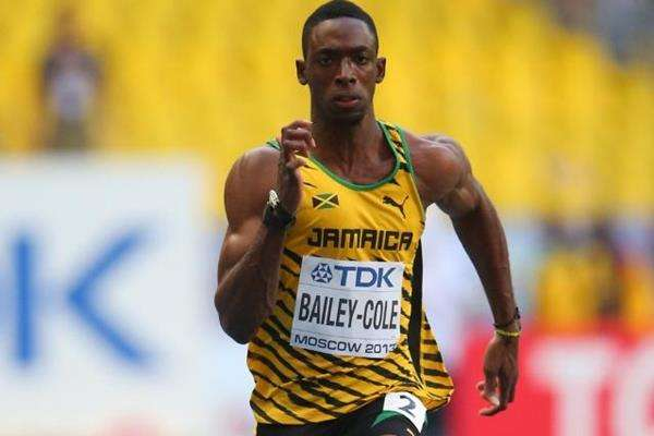 Bailey-Cole Aiming to Defend 100m Crown at Jamaica International Invitational