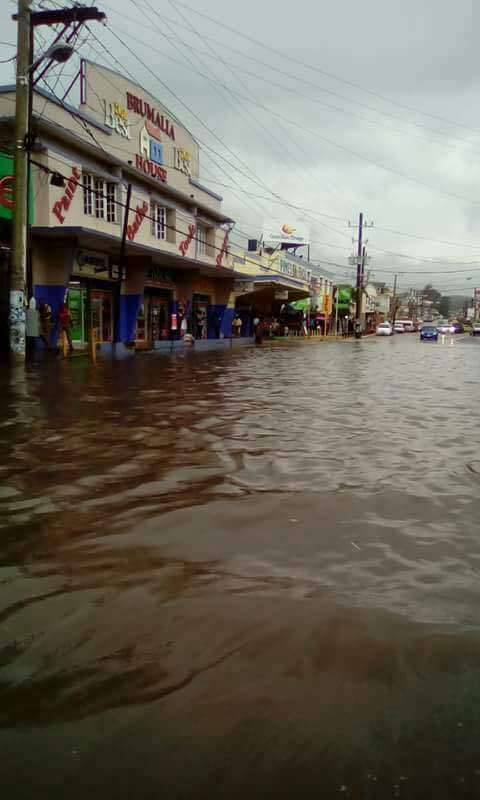 Widespread Flooding and Landslides Across the Island