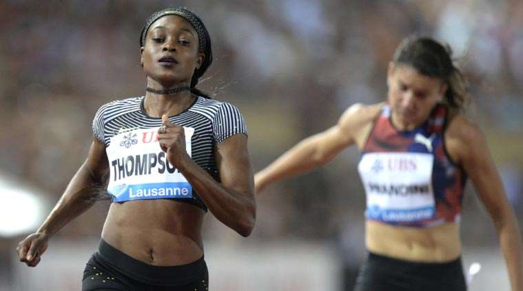 Elaine Thompson Wins 200m Diamond League Opener