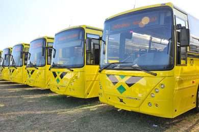 JUTC suspends driver in viral video.