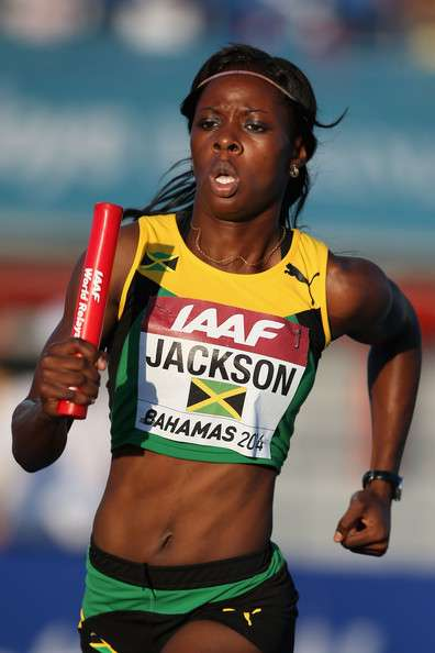 Shericka Jackson Bags First National Title at Senior Championships