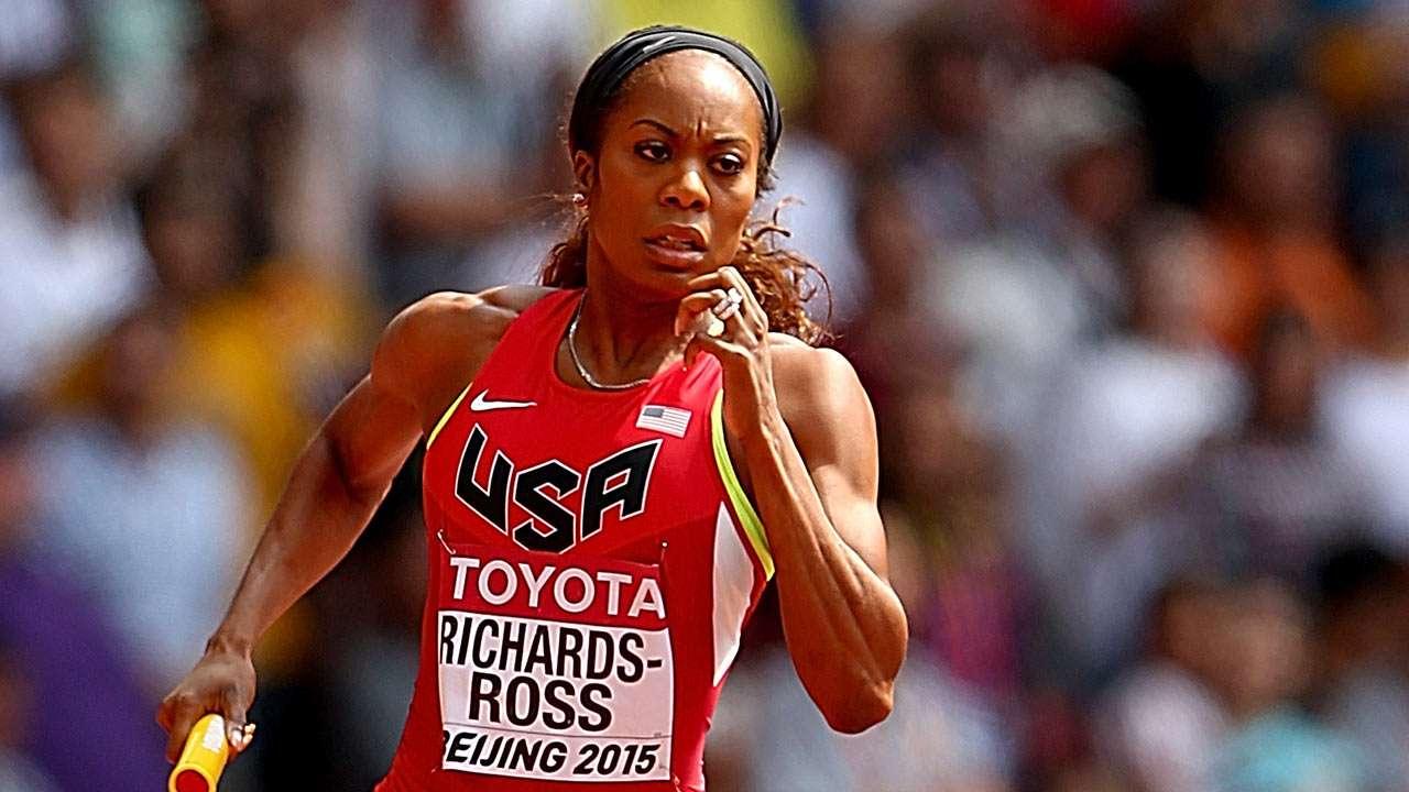 Richards-Ross Donates Memorabilia to Jamaica's Sports Museum