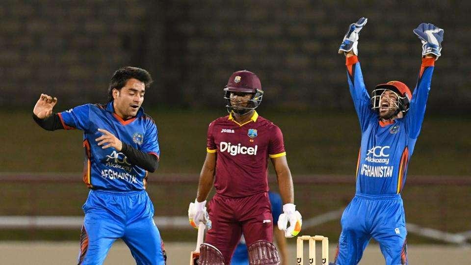 West Indies draw ODI series vs. Afghanistan