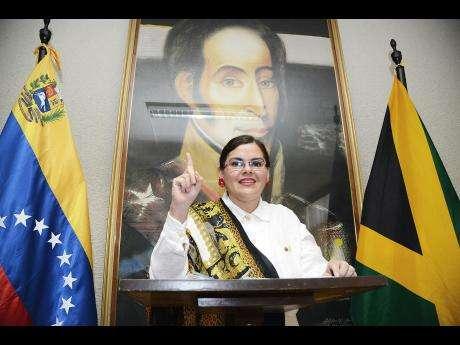 Venezuelan Ambassador Defends Controversial Constituent Assembly