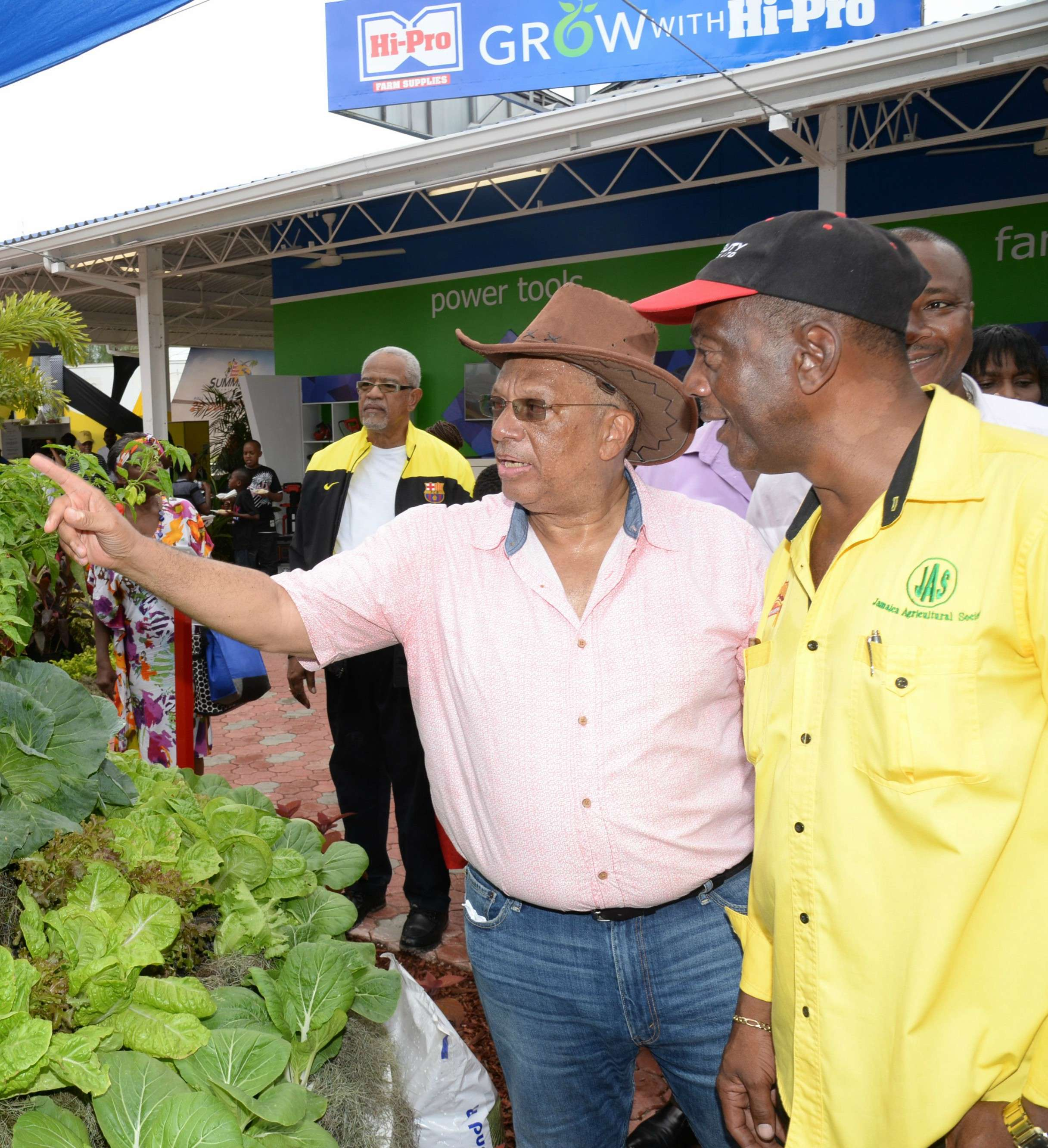 Phillips Urges Farmers to Embrace 21st Century Methods