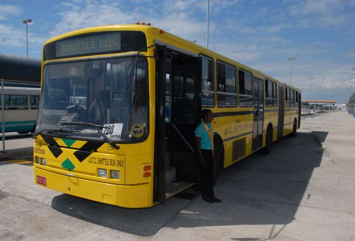JUTC Announces Operational Changes Due To Island-wide Curfew