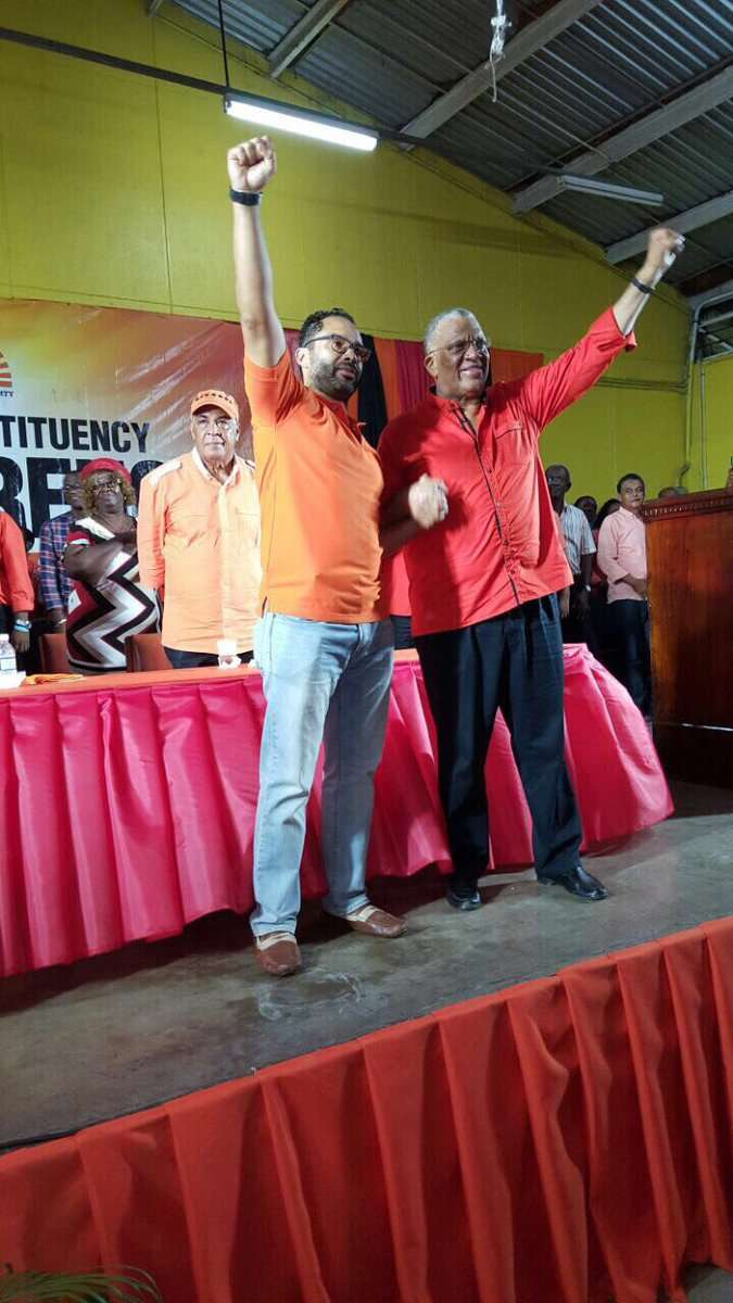 PNP Talking up Chances in SE St Mary
