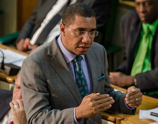 'Wrap It Up Soon': Holness Directs Works Agency To Conclude Corporate Area Road Works