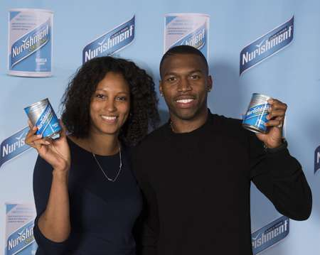 Daniel Sturridge the Face of Nurishment