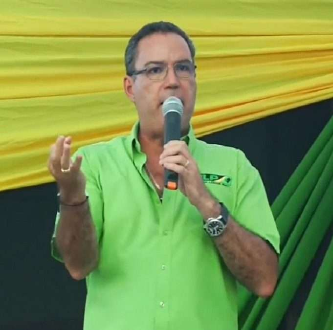 Vaz Rejects Opposition Criticism of St Mary Infrastructure Project