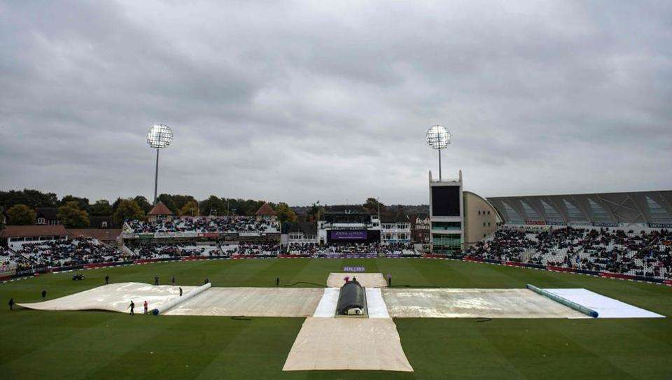 Rain Forces Abandonment of 2nd ENGvWI ODI