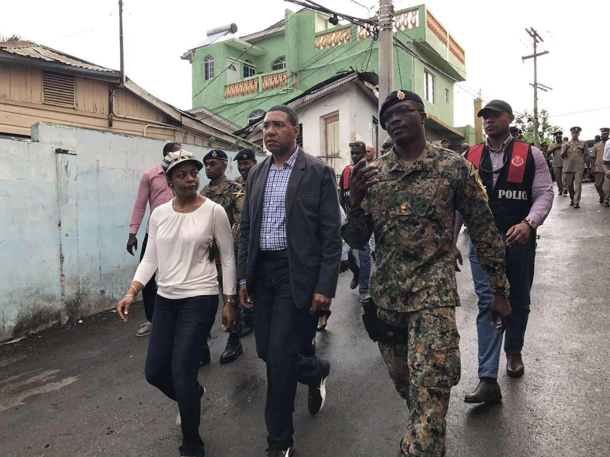 Gang Leaders Migrated from Mt Salem; JDF