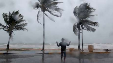 Several Jamaicans Evacuate TCI as Hurricane Irma Approaches