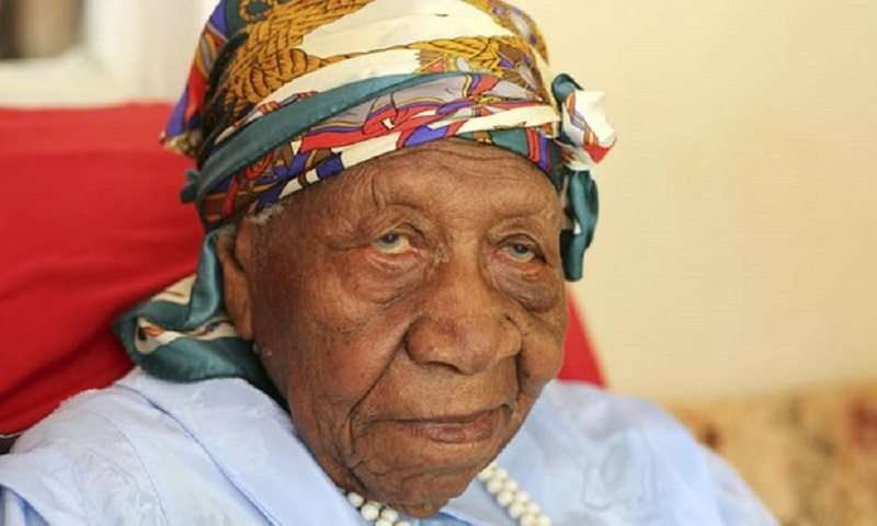 Farewell 'Aunt V' – World's Oldest Living Person Dies
