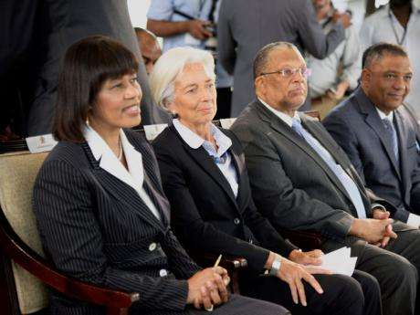 'Don't Blame IMF for Jamaican Poverty' – Lagarde