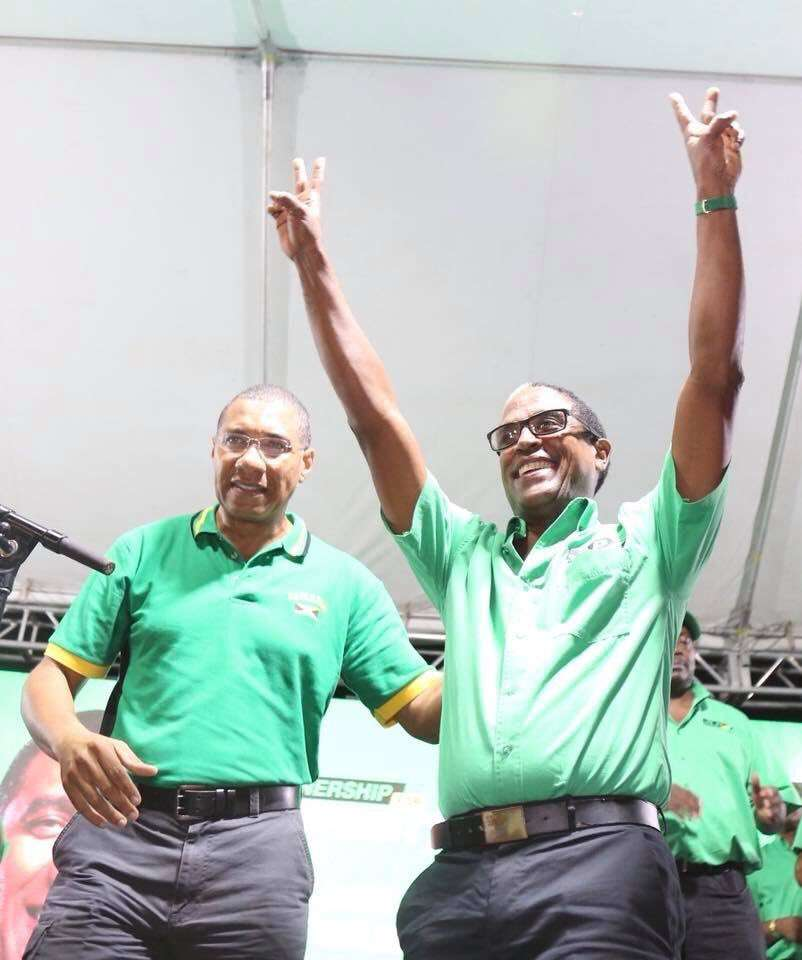 Holness Hails Issues-Based Campaign in SE St Mary