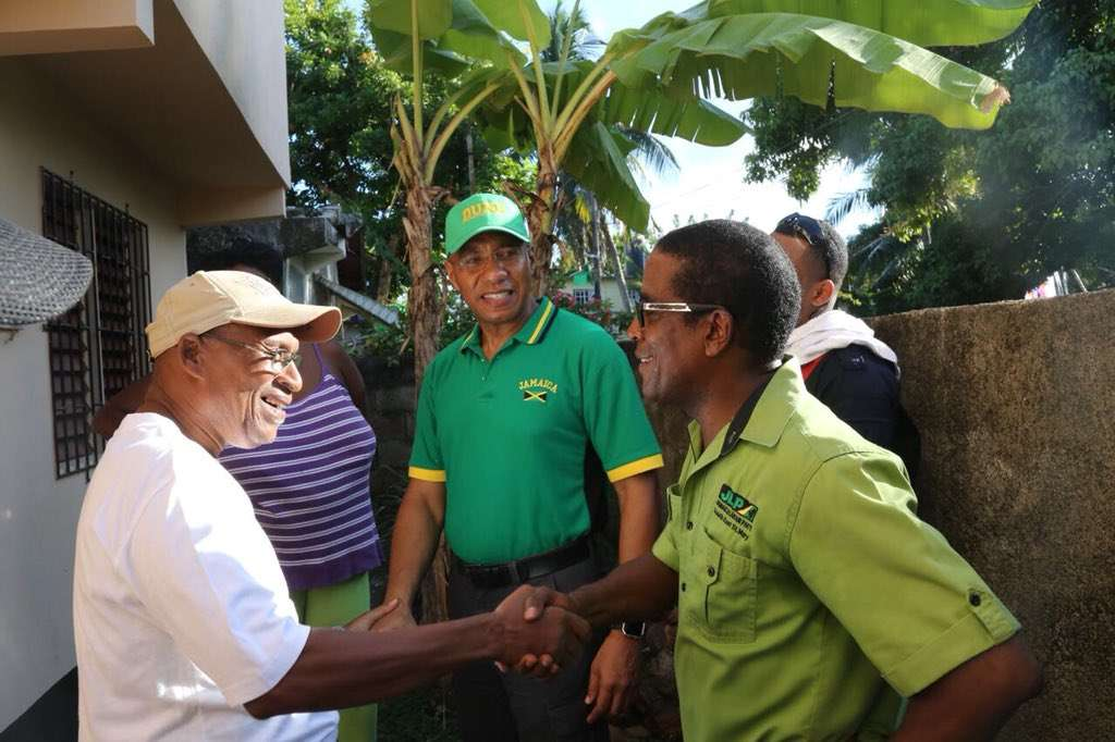 PM Vows to Address Challenges of SE St Mary