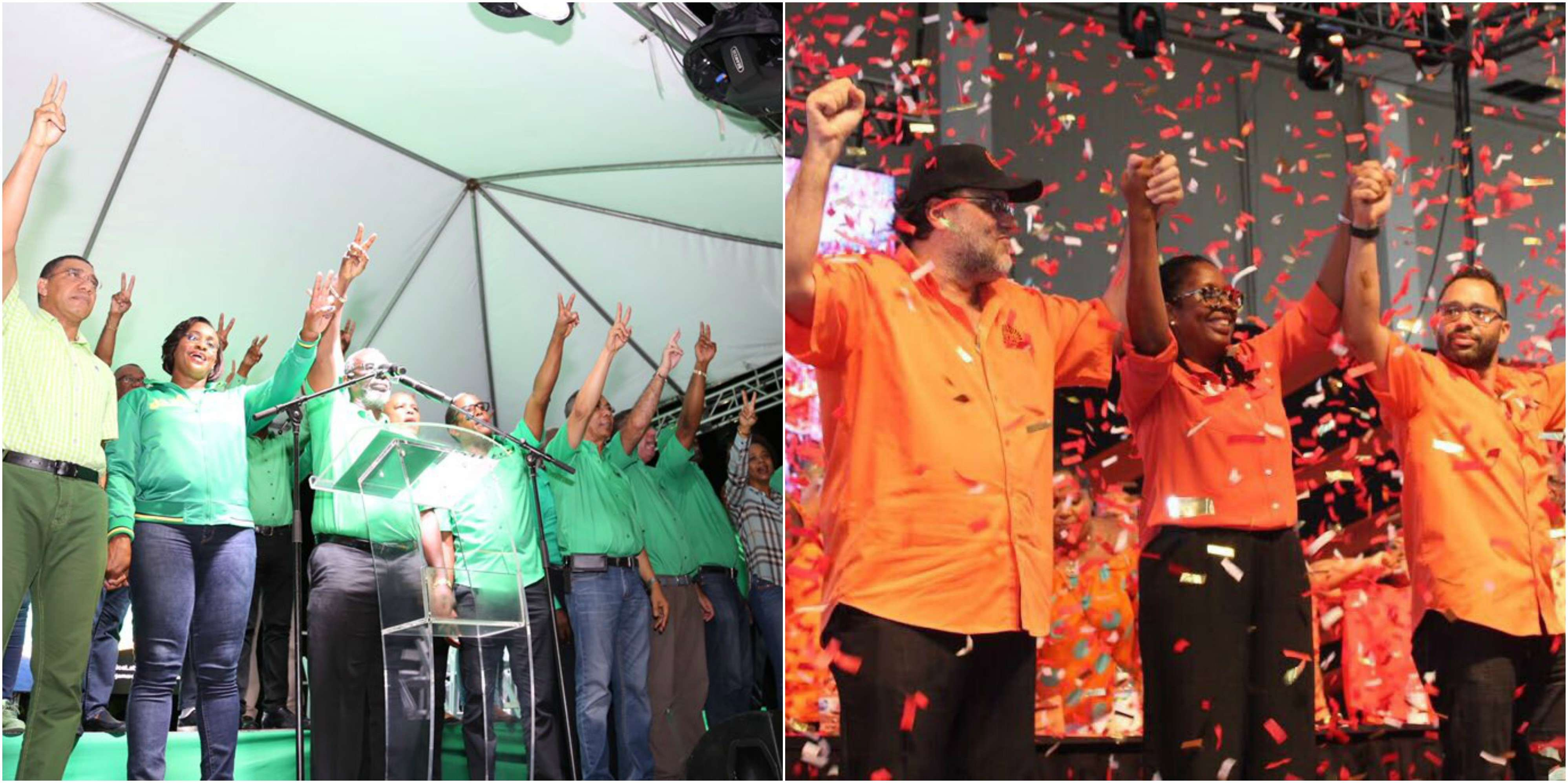 JLP and PNP Upbeat After By-Election Announcement