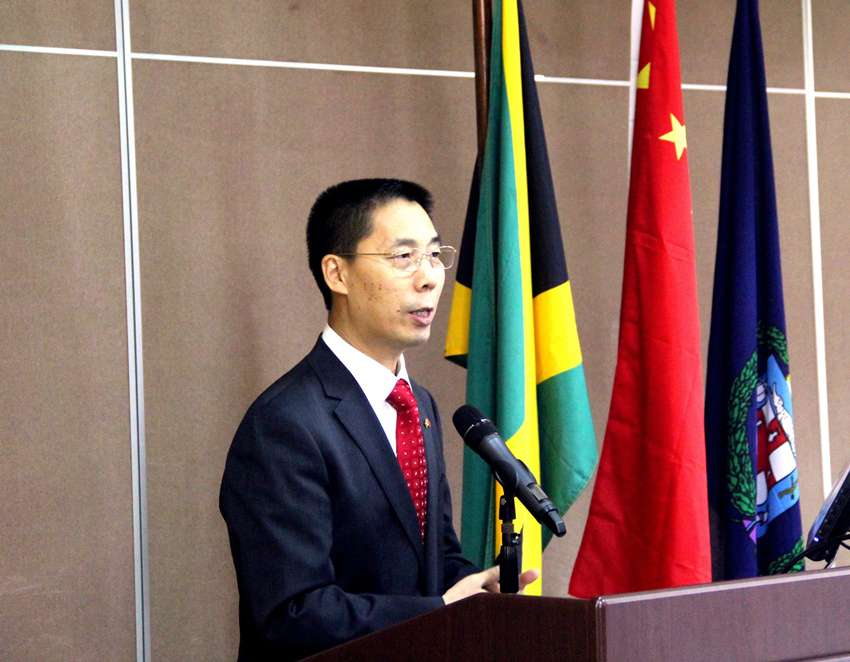 Chinese Ambassador Confirms Funding of Montego Bay Bypass
