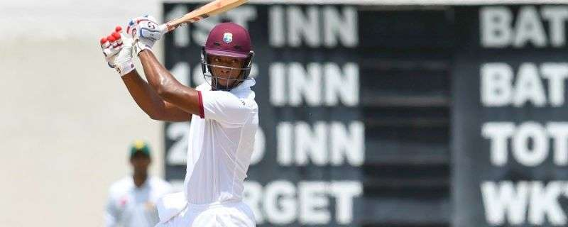 WI Reach 78-1 at Stumps in 2nd Test vs Zimbabwe