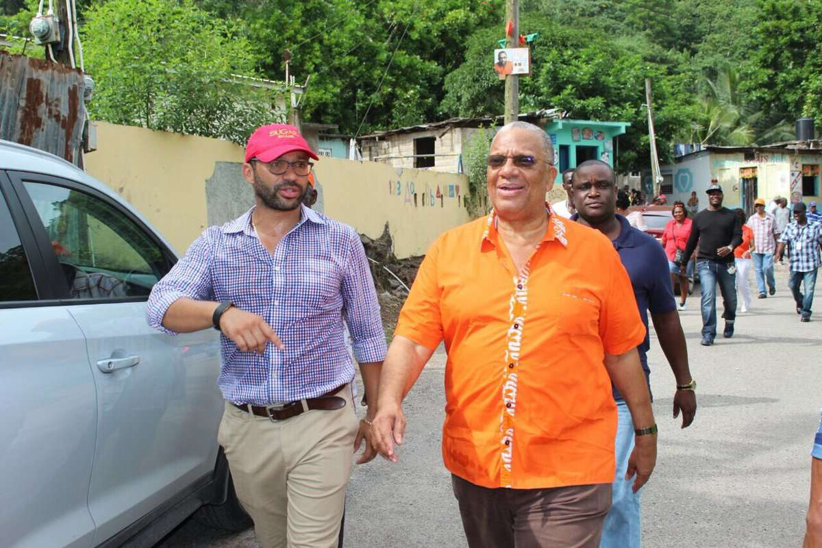 Alexis Completes Application for Jamaican Citizenship