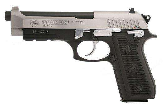 Cops Seize Taurus 9mm in St James