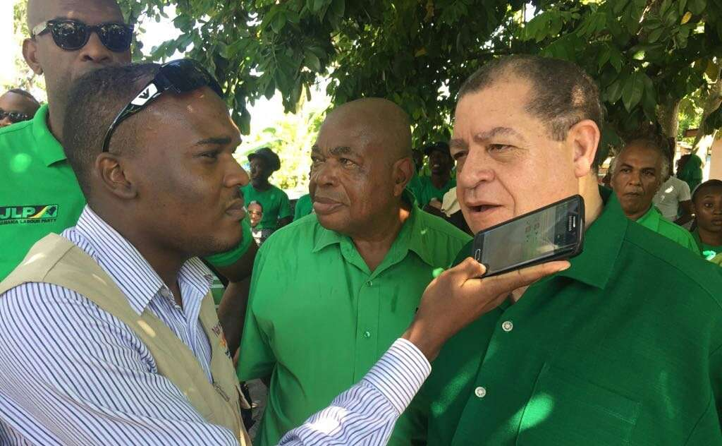 Shaw Rebuffs Golding's Economy Criticisms
