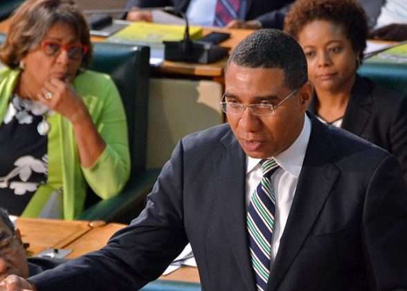 Holness Insists he had NO Influence on Appointment of Integrity Commission Head