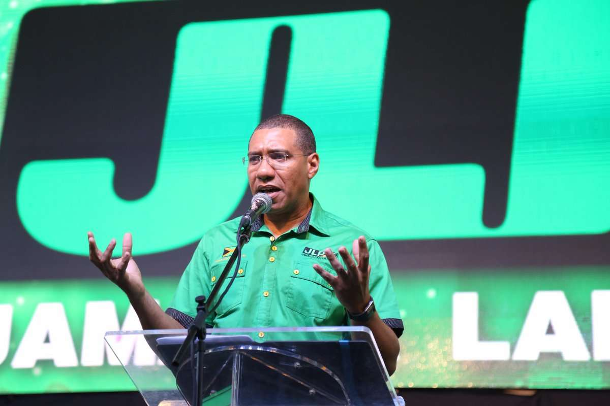 NNN/Bluedot Poll: 61% Say Holness-administration Deserve A Second Term