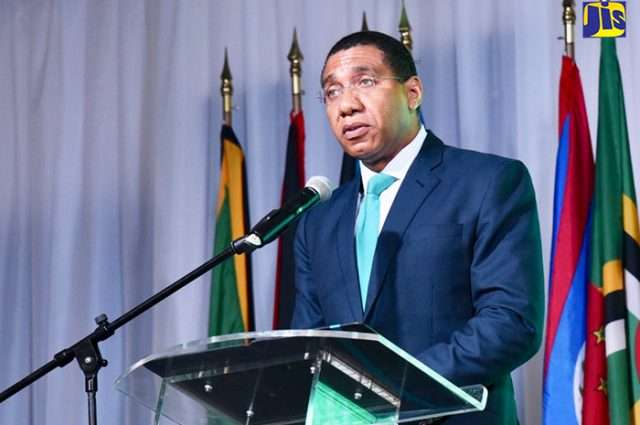 Holness Insists JLP Isn't Anti-CARICOM