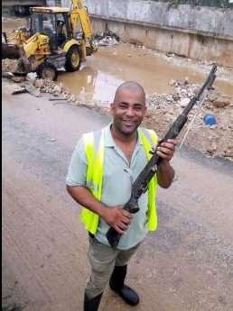 St James Councilor Denies Posing with AK-47