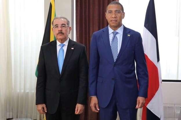 Jamaica & Dominican Republic Pledge Stronger Ties