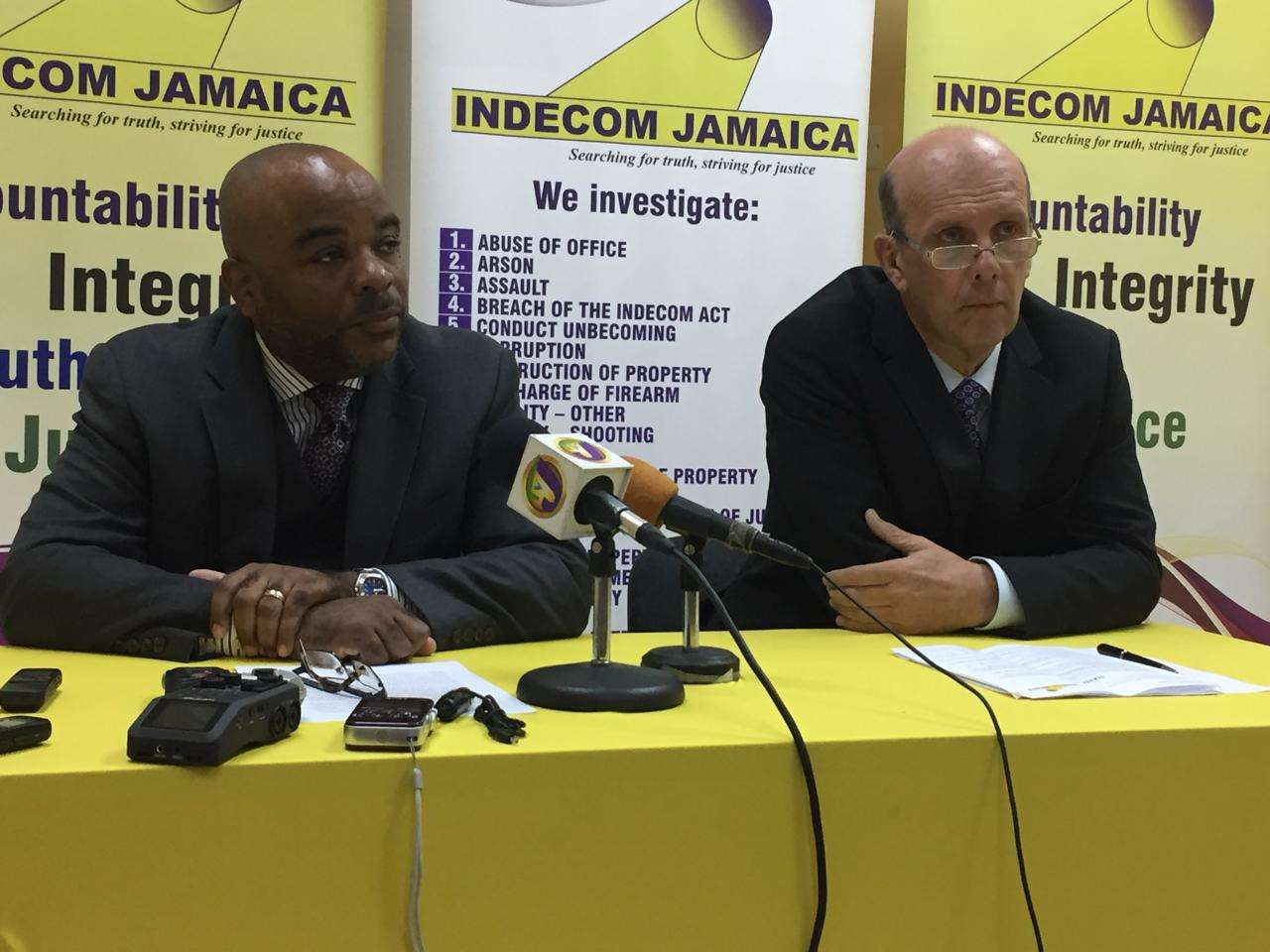INDECOM Resists Criticisms of Overreach