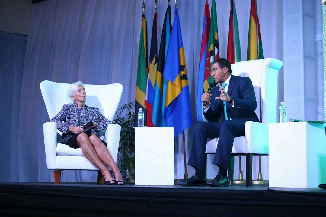 """Nothing less than remarkable!"" – IMF Boss Hails Jamaica's Economic Performance"