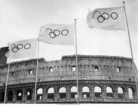 Olympian 'Mal' Spence is Dead