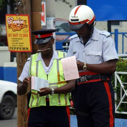 Over 1600 Traffic Tickets Issued During St James SOE