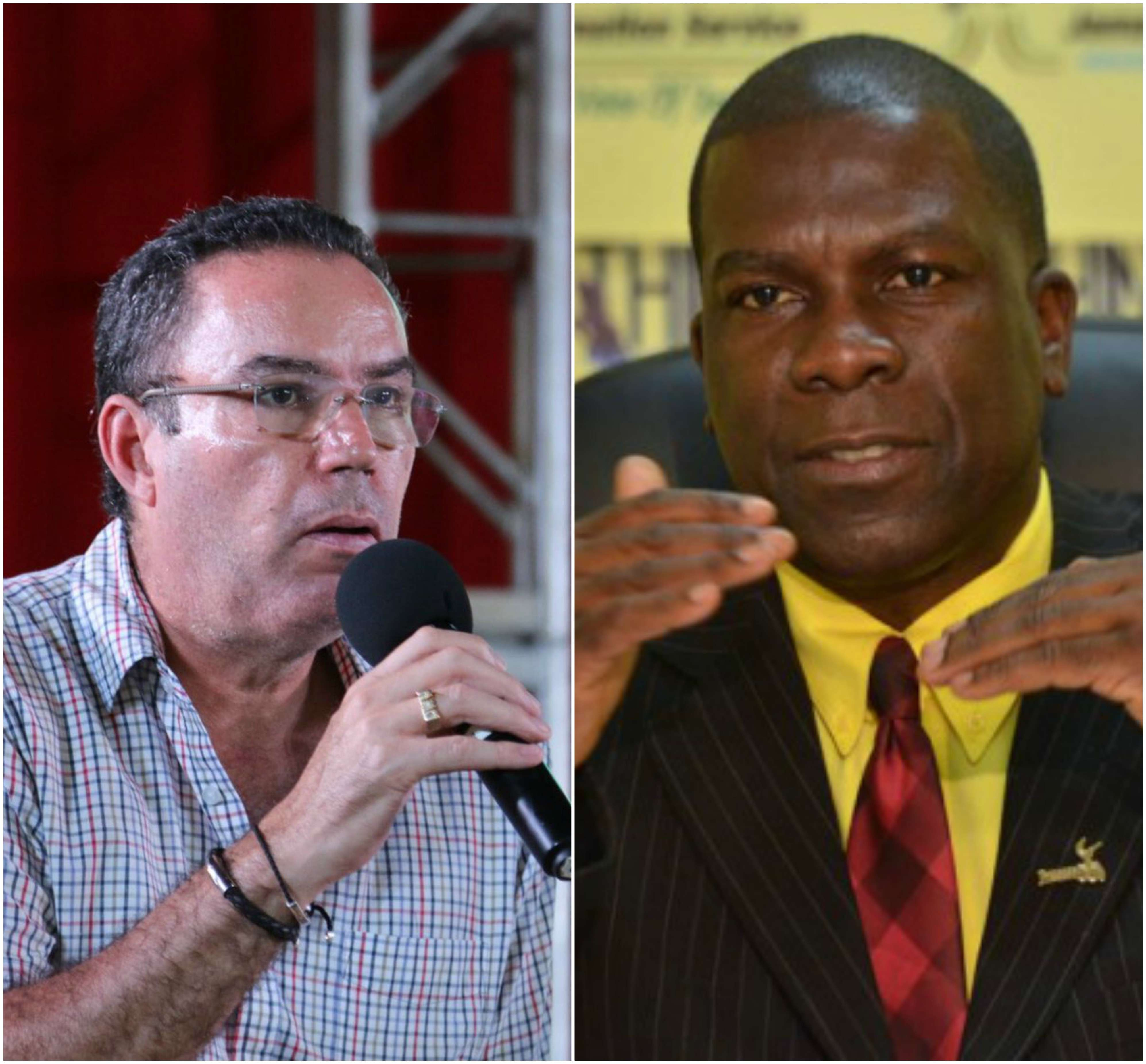Vaz & Grant Clash Over Declining Coffee Prices