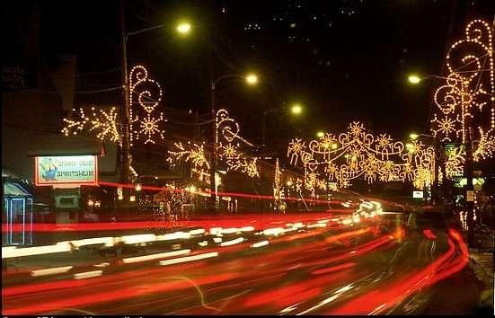 Brace for Corporate Area Yuletide Traffic Gridlock!