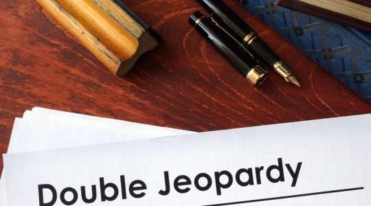 No Double Jeopardy Concerns; Chuck