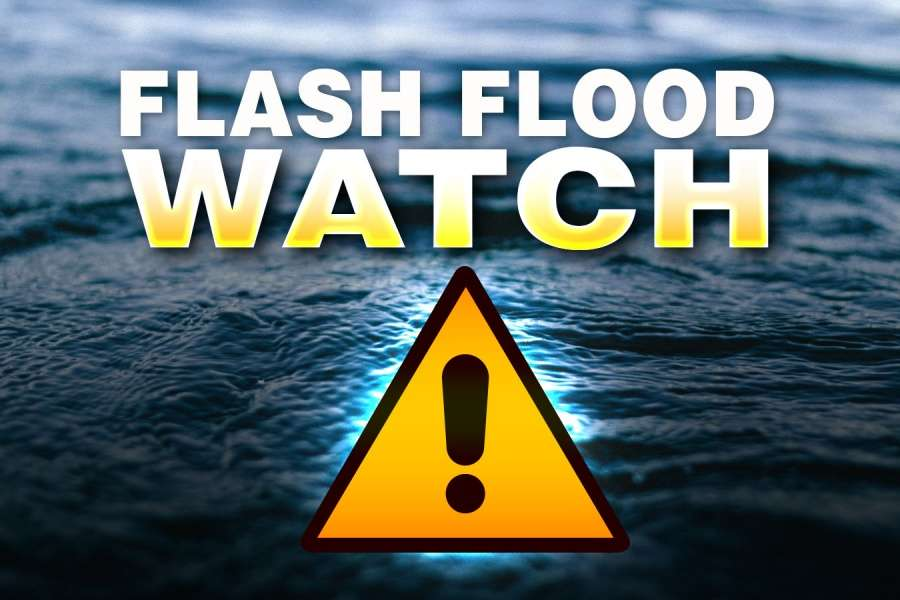 UPDATE: Flash Flood Watch Extended