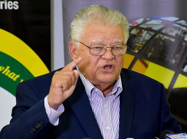 Neither Bunting Nor Phillips Can Beat Holness – Samuda