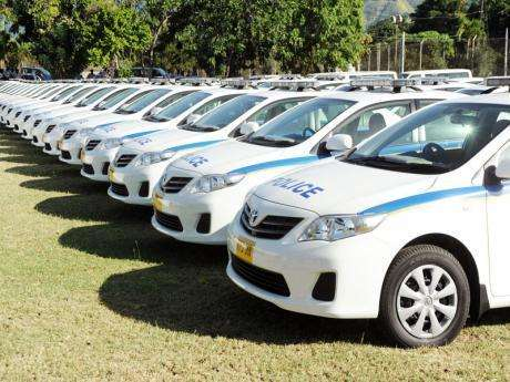 Govt Boosting Police Mobility with 60 New Vehicles