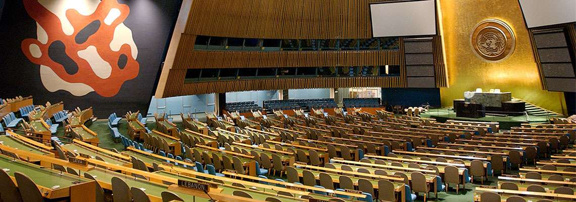 Jamaica Abstains from UNGA Vote to Reject Trump's Jerusalem Decision