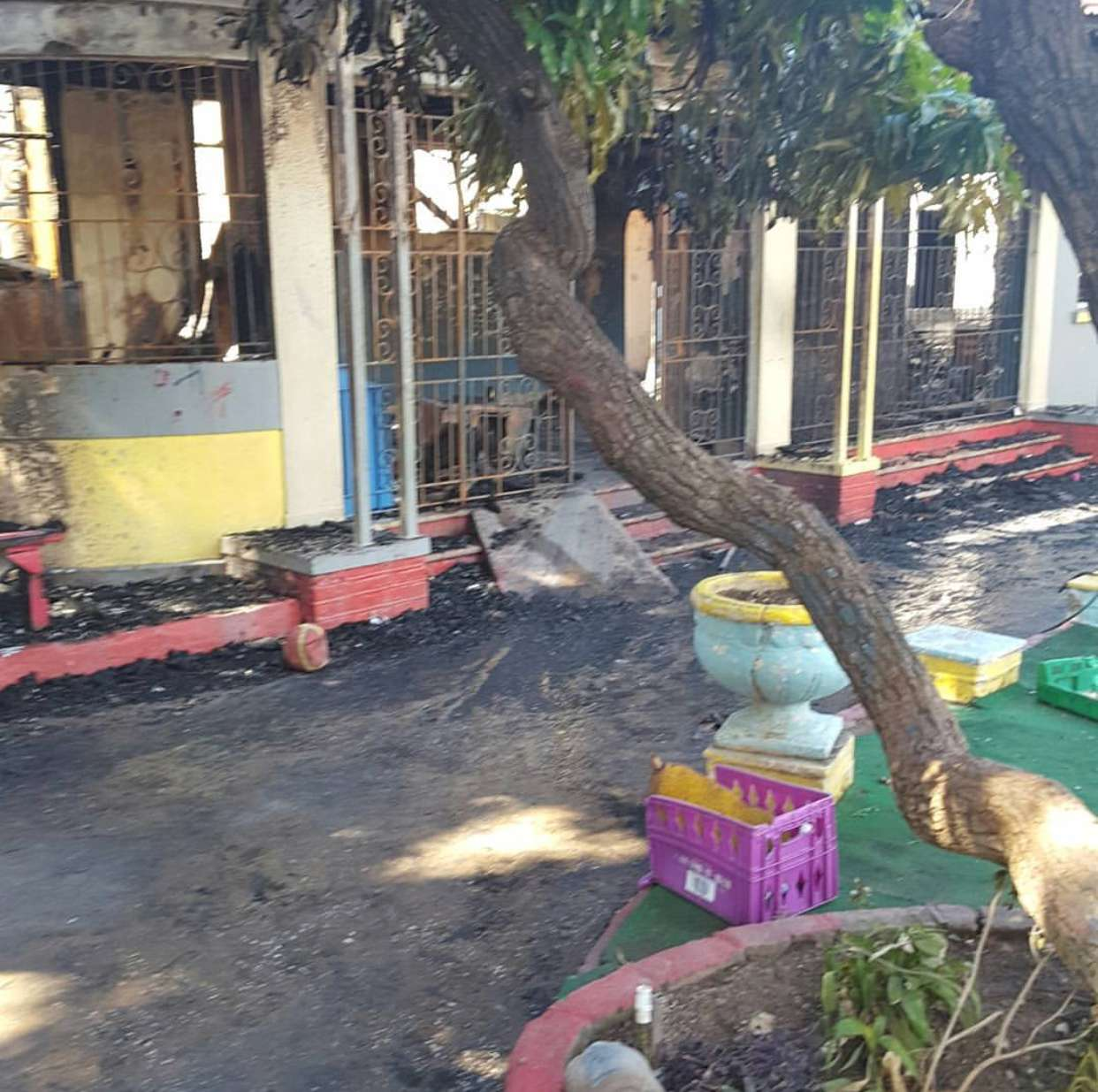 Investigators Still Probing Cause of Fire at Walker's Place of Safety