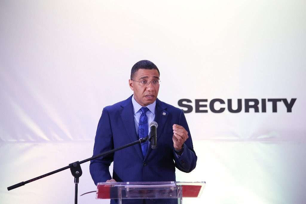 Holness Re-Emphasizes Commitment to Separation of Powers